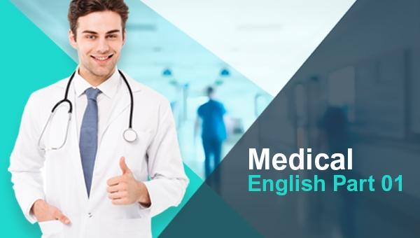 Medical English 01